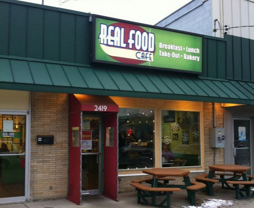 Real Food Cafe